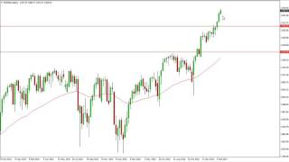 S&P500 Index - S&P 500 Index forecast for the week of February 27 2017, Technical Analysis