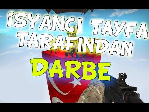 İSYANCI TAYFA TARAFINDAN DARBE  CS:GO JAİLBREAK !!