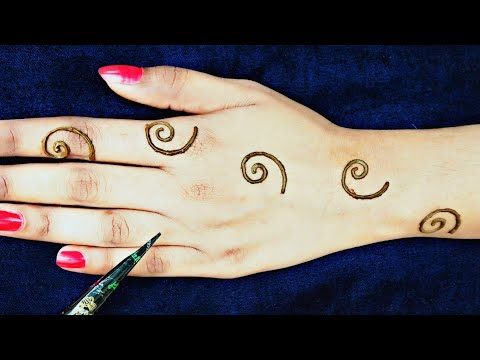 Download Simple Easy Mehndi Designs Beautiful Arabic Style