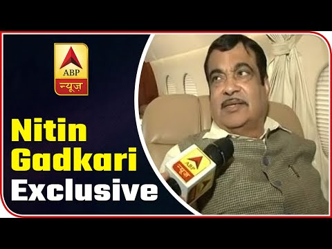 Nitin Gadkari Exclusive: 'Shiv Sena-BJP Did Not Come Together For Polls' | ABP News
