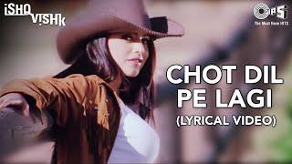 Chot Dil Pe Lagi (Lyrical Video) Shahid Kapoor   Shenaz Treasury   Alisha Chinai   Kumar Sanu   Tips