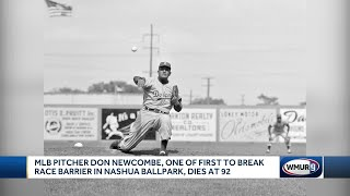 MLB Pitcher Don Newcombe Dies At 92