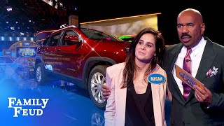 Car Stars: Conte Family 🚗⭐️ | Family Feud