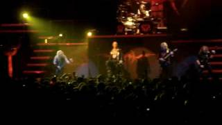 Judas Priest Between the Hammer and the Anvil Live Argentina 2008 Video