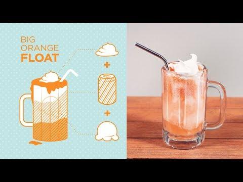 Big Orange Float