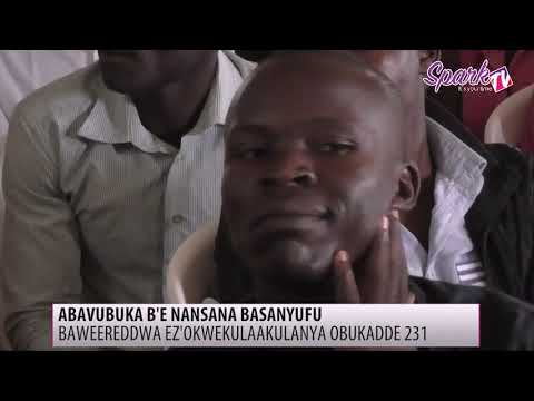 Abavubuka b'e Nansana baweereddwa obukadde 231 ez'okwekulaakulanya