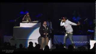 J-Kwon at the So So Def 20th Anniversary Concert