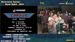 AGDQ 2014 - TASBot playing SMW Total Control and various other TASes