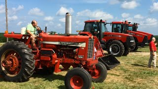 95 Year Old Bachelor Farmer Retirement Auction in Illinois Today