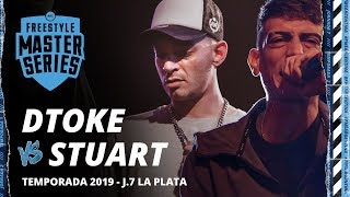 DTOKE VS STUART - FMS ARGENTINA JORNADA 7 TEMPORADA 2019