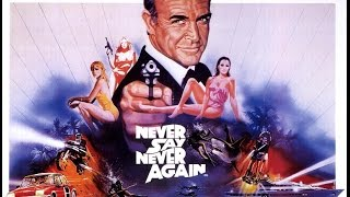 Never Say Never Again | Theatrical Trailer | 1983