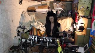 helheim -Therion - Drums cover