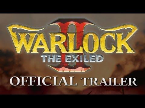Warlock 2: The Exiled Official Announcement Trailer thumbnail