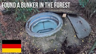 URBEX | Found a bunker in the forest