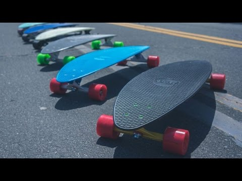 Penny longboard review/speed wobbles