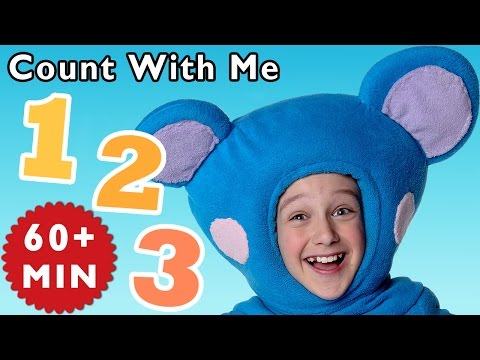 C is for Counting | Count With Me and More | Baby