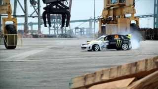Ken Block Amazing Car Stunts Video