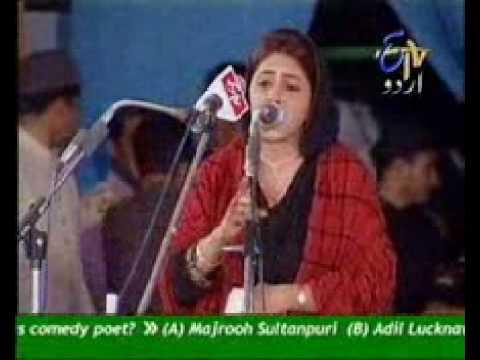SHABINA ADEEB (Gujraat Ka Manzar)