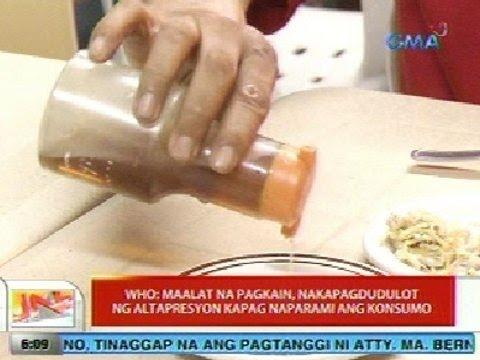 Balanseng diyeta para sa pagbaba ng timbang shakes