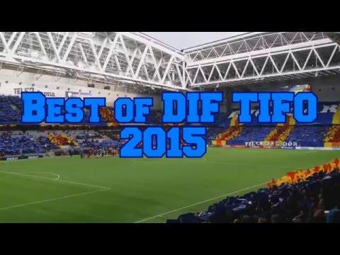 Best Of DIF Tifo 2015