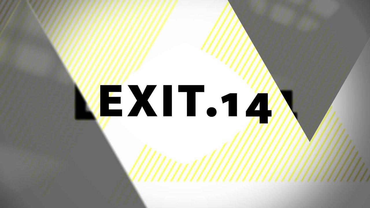 Standbild aus Opener: Motion Graphics für EXIT
