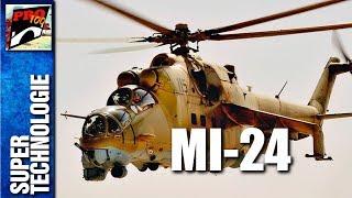 MI-24 LATAJĄCY CZOŁG