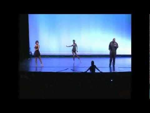 """IT'S A MAN'S MAN'S WORLD"" performed by Joshua El'Toro Hill & Firyali"