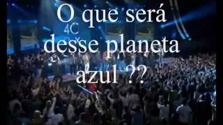 Chitãozinho & Xororó - Entre Amigos - Planeta Azul (com Legendas)