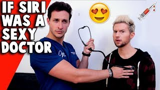 If Siri Was a HOT DOCTOR in Real Life (ft Doctor Mike) - Video Youtube