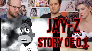 JAY Z The Story Of O.J.   MV REACTION! 4:44