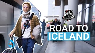 The Road to Iceland - Rogue aux Worlds 2021