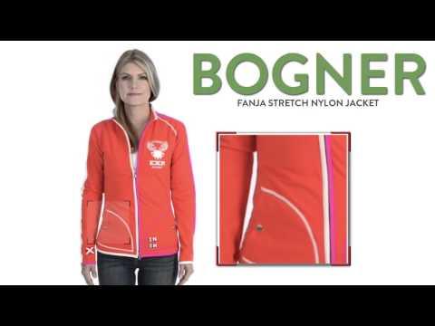 Bogner Fanja Stretch Nylon Jacket (For Women)