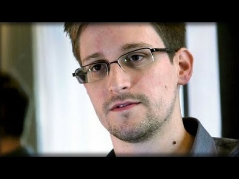 RIGHT AFTER FBI CONFIRMS INVESTIGATION INTO TRUMP'S RUSSIA TIES. SNOWDEN DROPS A BOMBSHELL