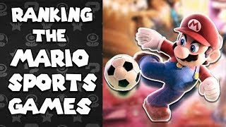 Ranking the Mario Sports Games