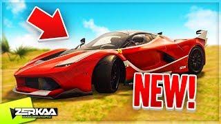 *NEW* FERRARI FXXK DLC CAR! (The Crew 2 #8)