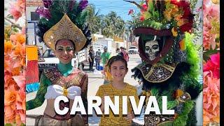 Julian Travels - CARNIVAL Party Time, In Progreso, Yucatan Mexico