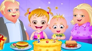 Baby Hazel Game Movie - Baby Hazel Grandparent's Day - Dora the Explorer