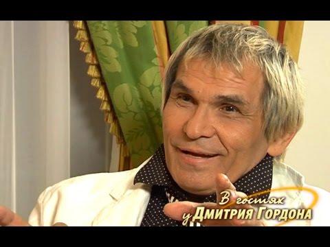 Mosiychuk prima di perdita di peso di una fotografia