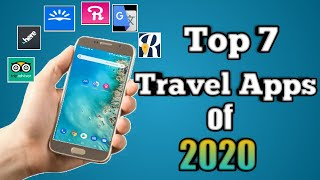 The Best Travel Apps for 2020
