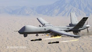 The Enemy Should Fear This Drone: MQ-9 Reaper