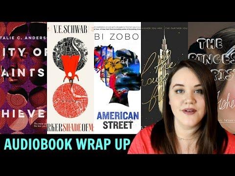 Audiobook Reviews | #3