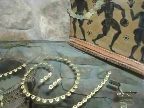 Preview video Etruscan speaking gold