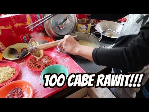 NEKAT COBAIN INDOMIE 100 CABE RAWIT!!! QNA PART 3