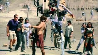 John Carter: Behind the Scenes 2 [HD]