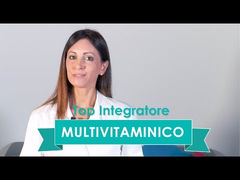 Il migliore Multivitaminico. Recensione integratore.