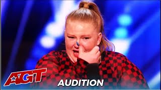 Amanda Lacount: Simon Cowell Stands Up For Plus-Size Dancer After Getting NO From Heidi Klum