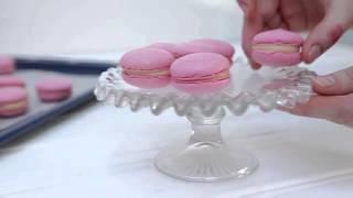 How to make Macarons / Как приготовить Макаруны