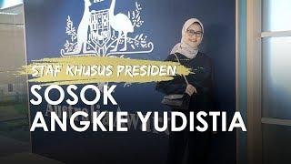 Sosok Angkie Yudistia, Staf Khusus Presiden Penyandang Tunarungu Berpengaruh di Indonesia