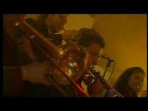 La Barra - Amor infiel (Del Dvd)