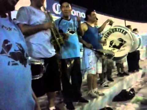 """La Terrorizer Negro Jose gooool del tampico madero"" Barra: La Terrorizer • Club: Tampico Madero"